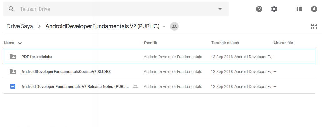 Modul Android Fundametal V2