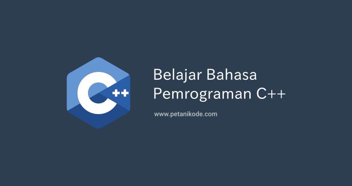 cpp - Jenis Jenis Perulangan C