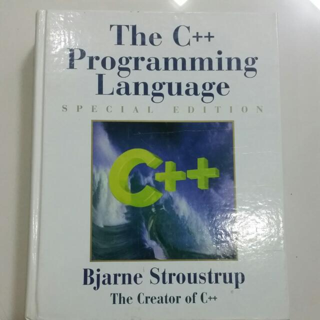 Buku The C++ Programming Language