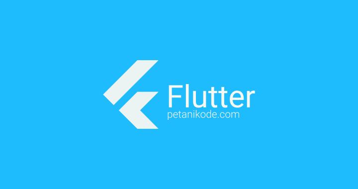 Tutorial Flutter #2: Cara Menggunakan Visual Studio Code